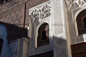 De stad Meknes