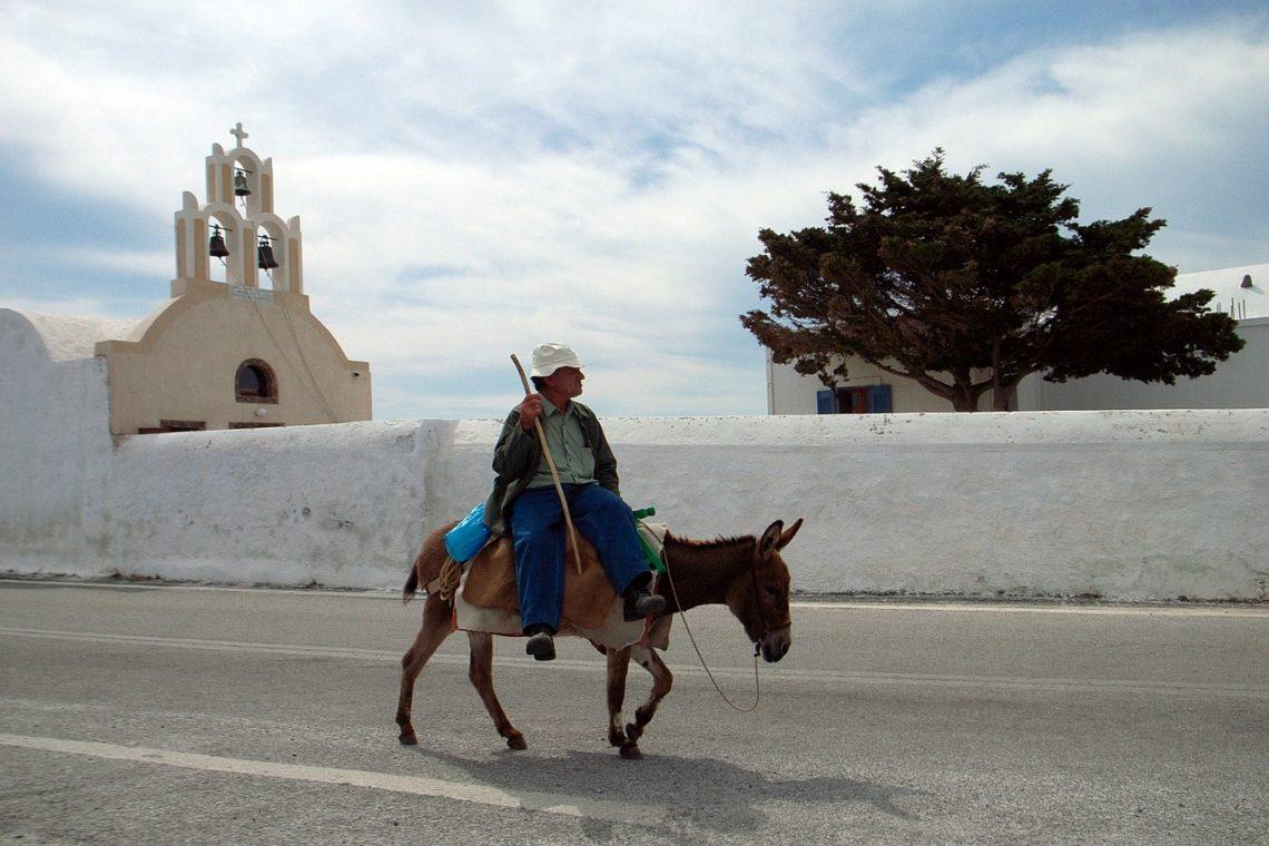 Bezienswaardigheden op Santorini
